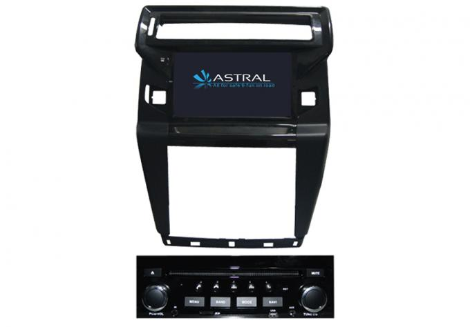 Double Din Citroen DVD Player C-Quatre 3G iPod GPS Navigation System with Steering Wheel Control