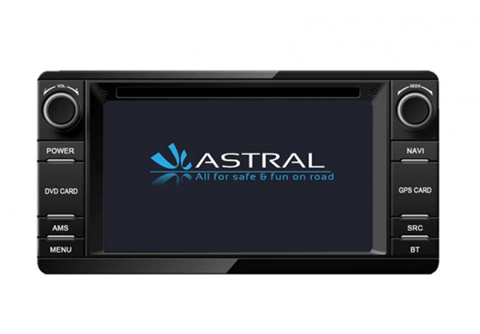 Double Din Touch Screen MITSUBISHI Navigator 2013 Outlander ASX Lancer Touch Screen SWC