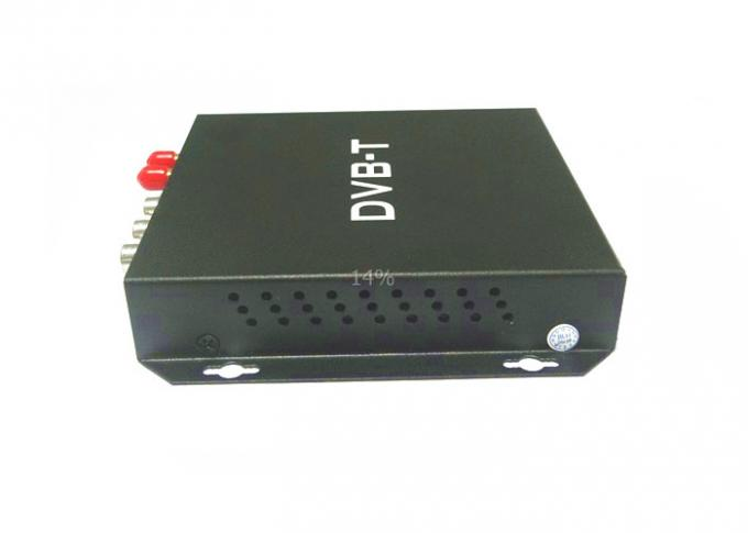 ETSIEN 302 744 Car CAR Mobile HD DVB-T Receiver high speed USB2.0