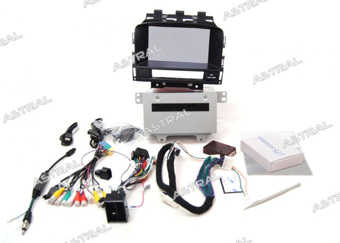 automotive HD Android GPS DVD Car Multimedia Navigation System SWC Camera for Buick Excelle GT