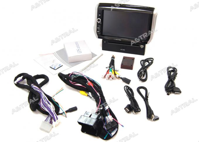 Wince RDS Multimedia PEUGEOT 208 2008 Navigation System , steering Wheel Control