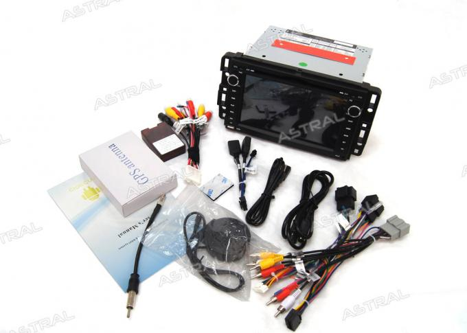 Android Tahoe GMC Car Multimedia Navigation GPS System DVD Player Radio Dual Zone iPod TV Wifi