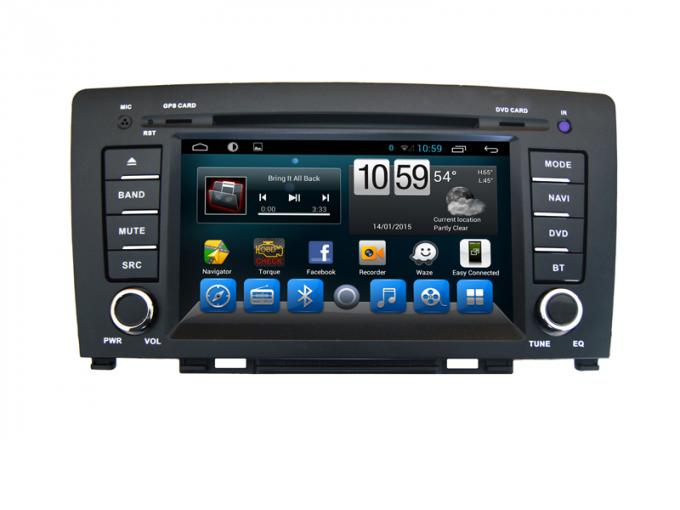 Double Din Car DVD Player GPS Navigation with Bluetooth Wifi Tpms for Great Wall H6