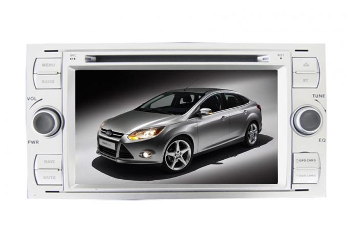 Android 4.4 ford dvd navigation system car audio stereo for focus