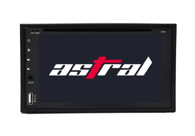 Connect Rear Camera In Dash Navigation System With OBD BT WIFI AST-6231
