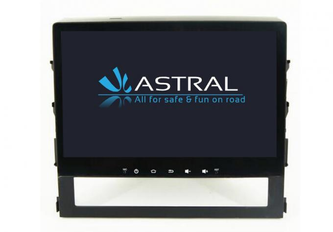 Double Din  Car Navigation System , TOYOTA Navigation DVD With BT ISDBT DVBT ATSC TV