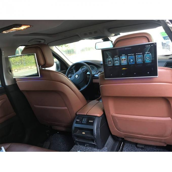 2.5D IPS Touch Screen 11.6'' Vehicle Navigation System Android Car Headrest Monitor