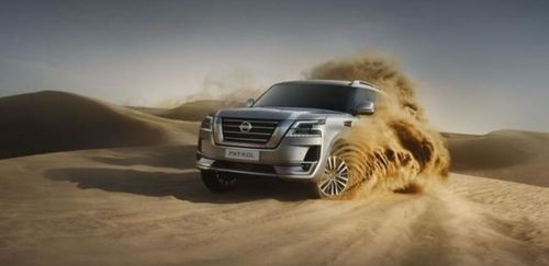 All-new Nissan Patrol unveiled in Abu Dhabi