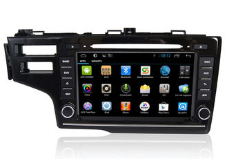 China Car Video Player Honda Navigation System Fit Overseas Digital TFT LCD Panel supplier