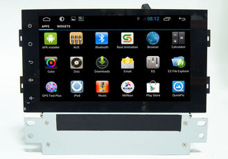China Car Android Quad Core Peugeot Navigation System DVD Radio Bluetooth For 308S supplier