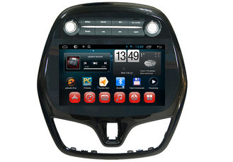 China Android Car Dvd Players Spark Chevrolet GPS Navigation Quad Core 16G ROM supplier