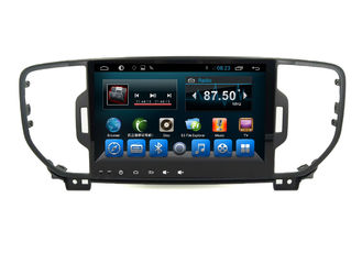 China Sportage 2016 Car Stereo Dvd Player Kia Central Multimedia Navigation System supplier