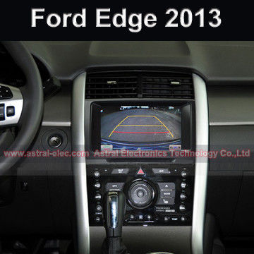 China Android  FORD DVD Navigation System , Ford Edge 2014 2013 Car In Dash Dvd Player supplier