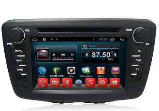 Quad Core android car navigation system for Suzuki , Built In RDS Radio Receiver