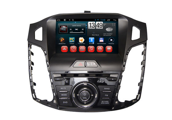 China Car Radio DVD Players FORD DVD Player In Car GPS System Focus 2012 supplier