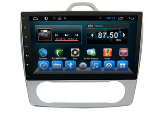 10.1 Inch Android Quad Core  FORD DVD Navigation System Car GPS Navi For Focus