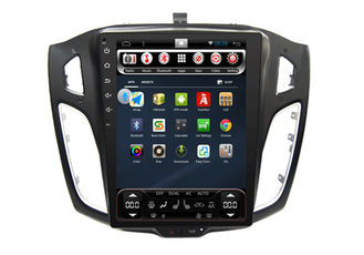 China Car GPS Navigation Ford DVD Navigaiton System with Car Radio Bluetooth supplier