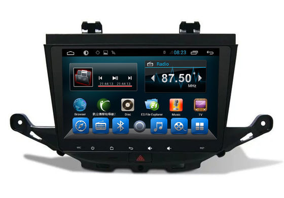 China Android 6.0 Buick Verano Central Multimedia Gps In Car Video Monitor supplier