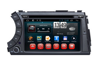China In Dash RDS Radio Player Android 6.0 Car Navigation Ssangyong Korando Actyon supplier