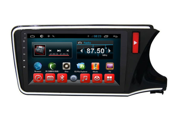 China Auto Stereo Multimedia Honda Navigation System City Grace Ballade 2013-2016 Right supplier