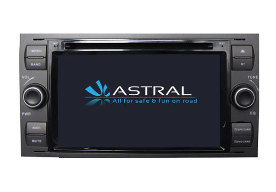 China Auto Stereo Player Ford Dvd Navigation System Touch Screen S-Max Fiesta 2005-2007 supplier