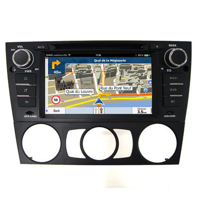 Bmw 3 Android 6.0 Central Multimidia GPS Kitkat for BMW 3 Series Manual , CE standard