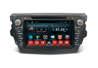 China 2 Din Car DVD Player Android Car GPS Navigation System Stereo Unit Great Wall C30 supplier