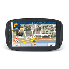 China Benz Smart Radio Device Central Multimedia GPS Navigation System 2015 16 2017 supplier