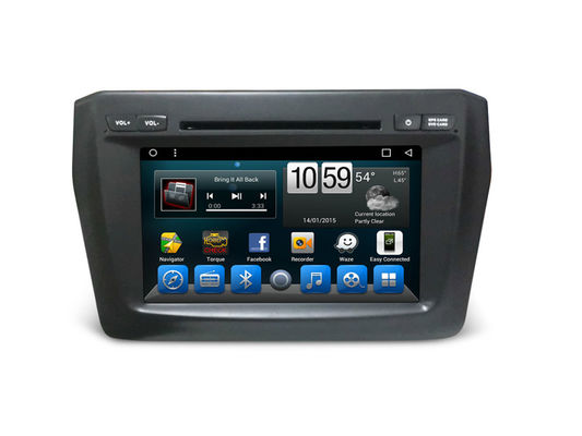 China 2017 Suzuki Swift Android Car Electronics Multimedia Gps Navigation Support Dvd Player supplier