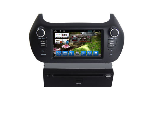 Android Double Din Dvd Player Fiorino Fiat Navigation System OBD Bluetooth 3G