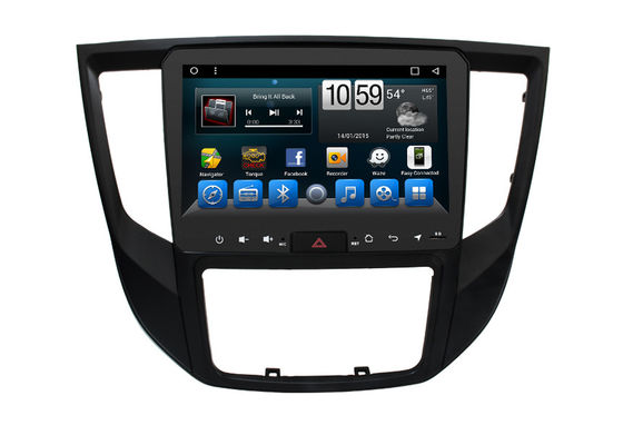 China Lancer 2017 2018 Mitsubishi Navigator In-Dash RDS Radio System Android 8.0 supplier