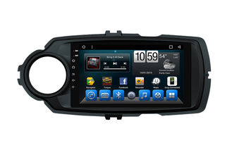 China 2 Din DVD / Radio Toyota GPS Navigation Yaris Android 8.0 System 8 Inch supplier