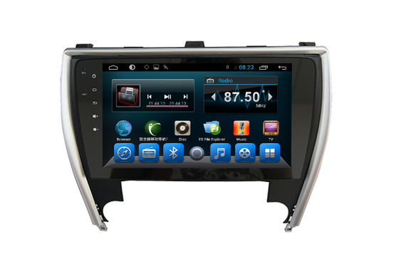 China In Car Vedio  Toyota Navigation DVD GPS 3G MP3 MP4 Radio Support Steering Wheel Control supplier