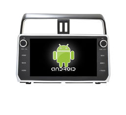 China Dashboard TOYOTA GPS Navigation Bluetooth Hand - Free Support Name Search  supplier