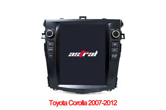 China Single Din In Dash Navigation System 9.7 Inches Vertical Screen With Mirror Link supplier