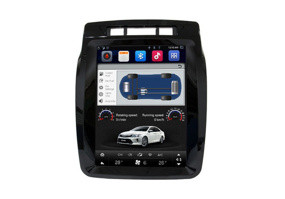China 10.4 Inch Volkswagen Navigation System Supporting Wifi / 3G / 4G / Mobile Hotspot supplier