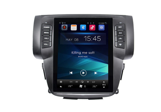 China Android Auto Radio Car Navigation System Support Rear View Camera / HD Video supplier
