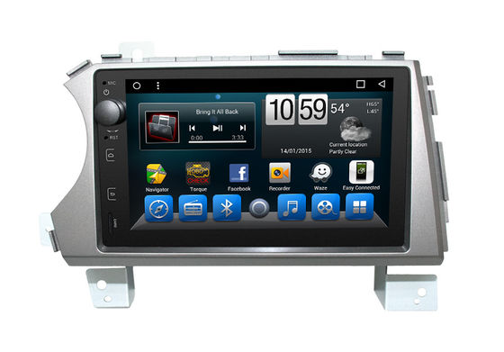 China car multimedia with navi system Ssangyong Actyon Kyron Vehicle Navigation System Android 8.1 Head Unit Radio supplier