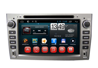 China Android 308 408 PEUGEOT Navigation System Car DVD Player BT Hand-free/Name Search/Phonebook supplier