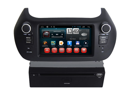 China 3G WIFI Peugeot Bipper Navigation System Bluetooth Android OS DVD Player in German supplier