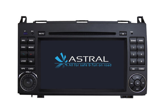 China Double Din Car DVD Player for BENZ B200 supplier