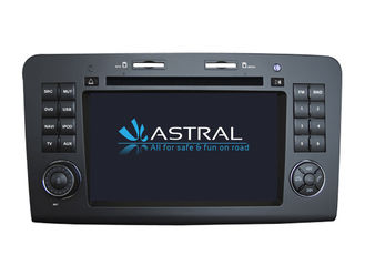 China BENZ ML GL 2 Din Car DVD Player 1080P HD Bluetooth car radio navigation system supplier