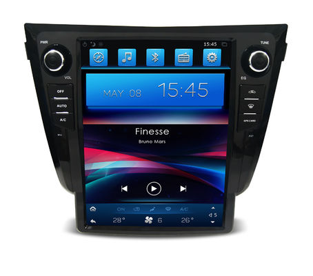 Nissan X Trail Qashqai Android Tesla Screen Central Multimidia GPS With 360 Camera