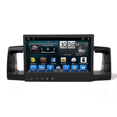 "Full - Touch Audio Video Navigation Player FM RDS 10.1"" Screen Corolla 2013 2014"