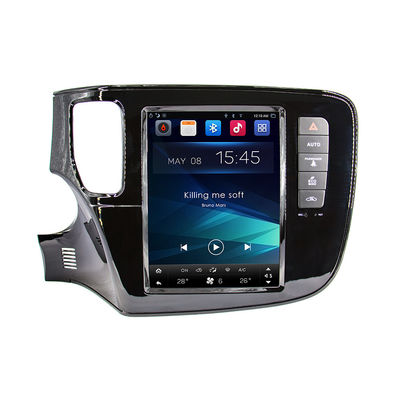 China 9.7'' Vertical Touchscreen Mitsubishi Outlander 2016 Android Autoradio Infotainment System supplier