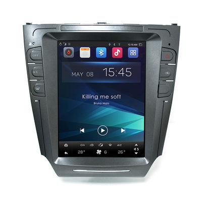 10.4-INCH Lexus IS 2006-2012 Tesla Touchscreen Android GPS Navigation Infotainment Multimedia System with DSP CarPlay