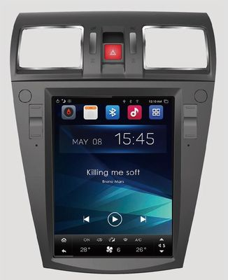 4G SIM Android Car Infotainment Head Unit 10.4'' Subaru Outback 2010-2014 Tesla Touchscreen