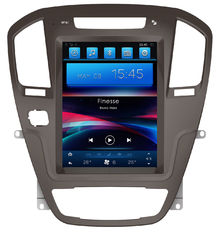 China FM Radio SWC CarPlay Gps Car Navigation System 10.4 Inch Builk Regal Opel Insignia 2009-2013 Tesla supplier