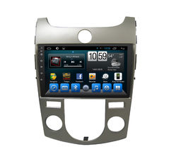 China Steering Wheel Control KIA DVD Player 9 Inch Kia Forte Android Car GPS Navigation System supplier