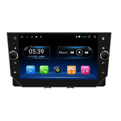 8 Inch Volkswagen Dvd Navigation Android Auto Radio GPS System For VW Seat Ibiza 2018